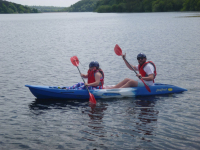 Hire a Double Sit on Top Kayak